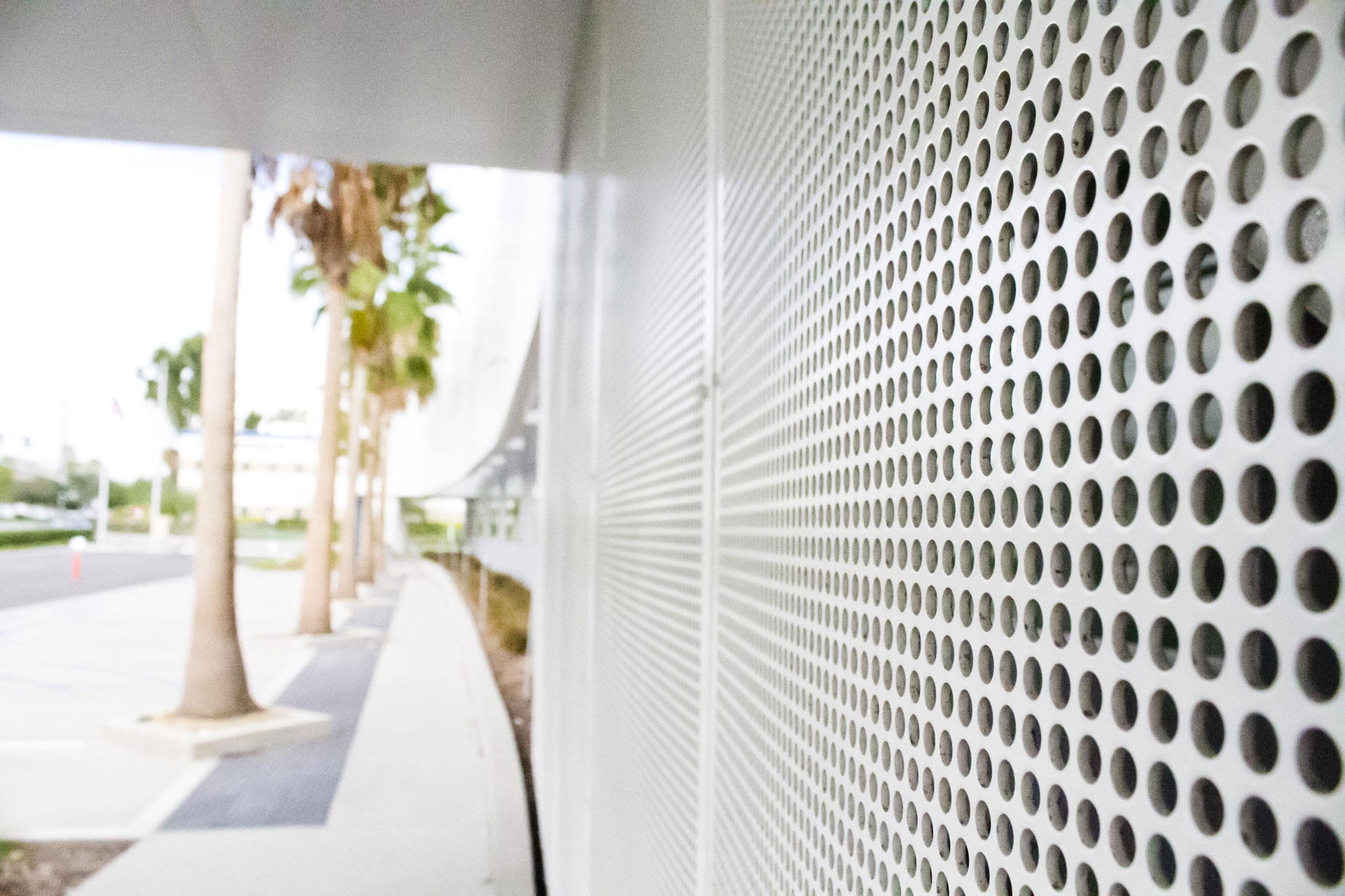 Architectural Perforated Perforated Facades