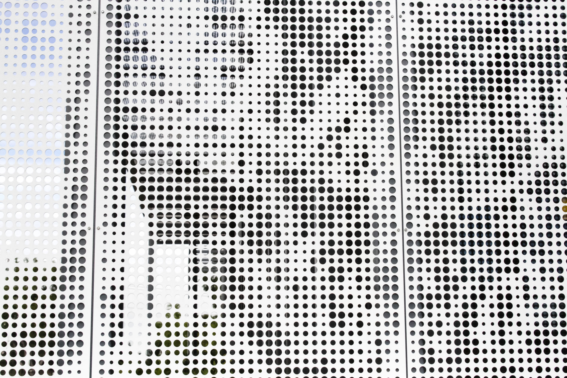 architectural perforated